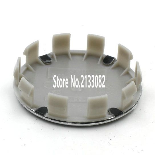 20 unids 68mm azul blanco 10 pin Auto Car Wheel Center Hub caps Rim Caps Insignia Del Emblema para 1 3 6 5 7 8 Z3 Z4, 36136783536