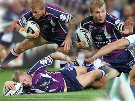 Ryan Hinchcliffe, Melbourne Storm