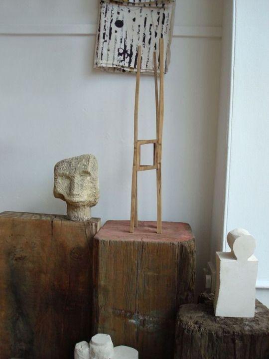 Hein Bonger - The Aldeburgh Gallery, UK. photo from here