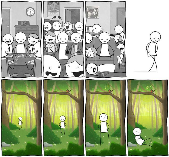 que significa ser introvertido 8