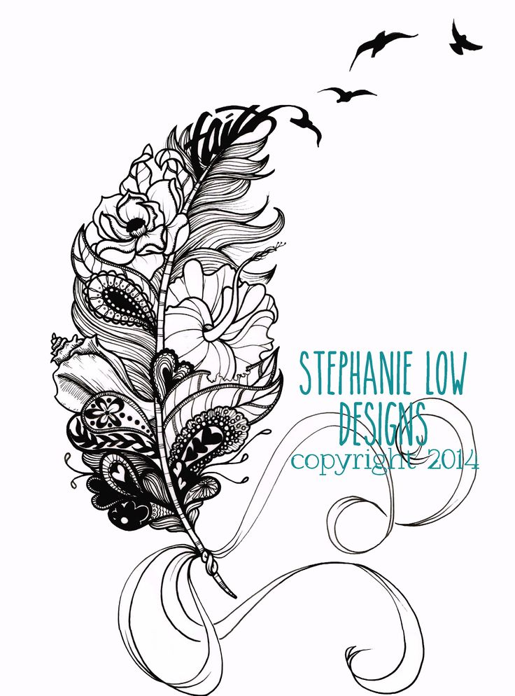 Paisley, Conch, Magnolia and Hibiscus! Customizable Tattoo Design Slow Designs, etsy kepeann@gmail.com