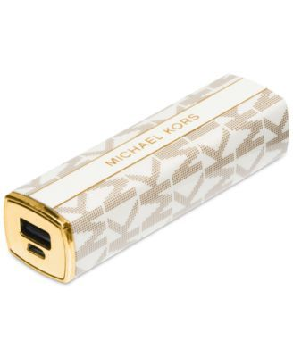 MICHAEL Michael Kors Electronics Phone Charger $60 want it