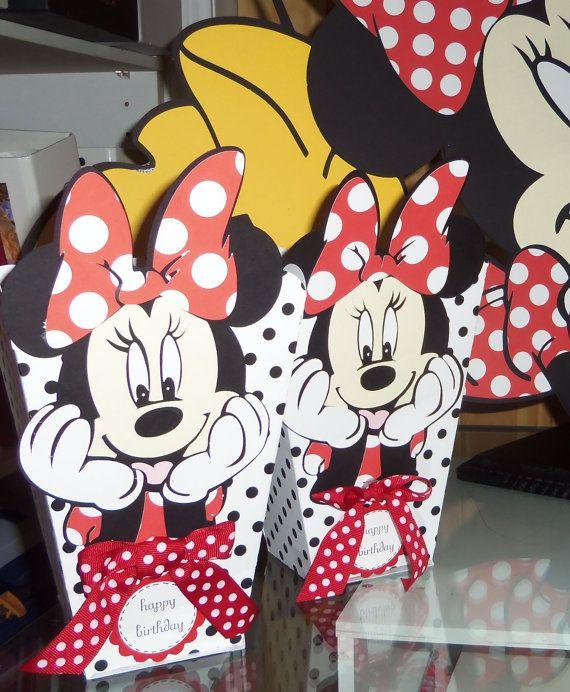Mini Popcorn boxes by cricflix on Etsy, $5.00