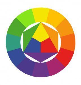 De Primaire kleuren rood, geel en blauw zijn bijzondere verfkleuren. Het zijn nl. kleuren die niet kunnen worden gemaakt door andere kleuren te mengen.