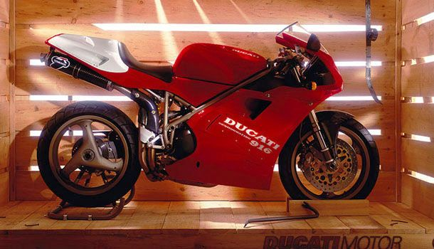 OddBike: Ducati 916 SP/SPS - Ultimate Desmoquattro Superbikes - Part II