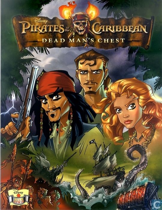 Pirates of the Caribbean 1 Dead Man's Chest? Comic book catalogue ...