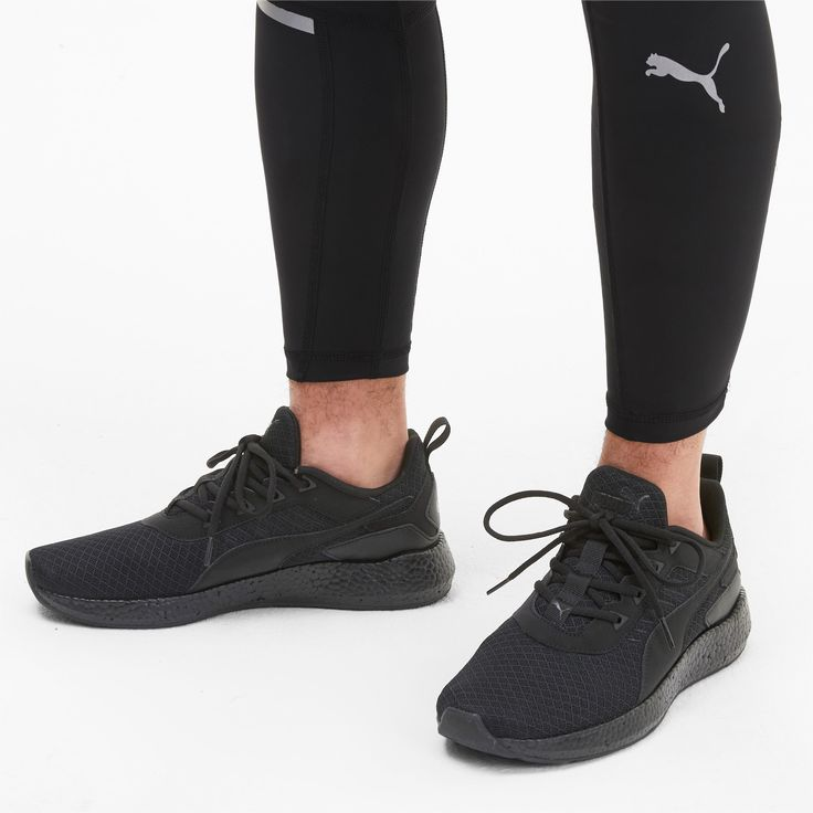PUMA Chaussures de course Elate NRGY homme, Noir, Taille 40 ...