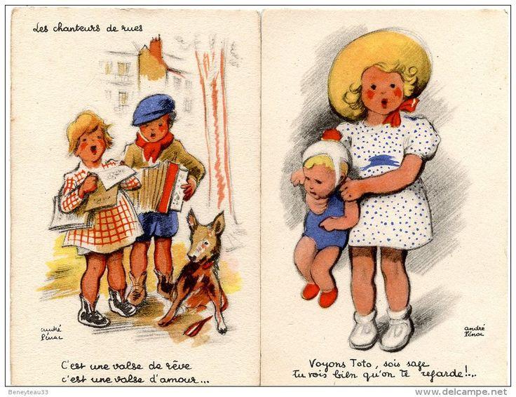 penac - Delcampe.fr   Carte postale, Cartes postales anciennes, Thématique