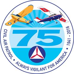 Maxwell AFB February 23, 2016 - As Civil Air Patrol's Command Council convenes in Washington, D.C., this week to brief Congress on the U.S. Air Force auxiliary's primary missions, CAP members will also launch the organization's 75th anniversary celebration. CAP's 2016 Legislative Day is scheduled for Feb. 25 on Capitol Hill.
