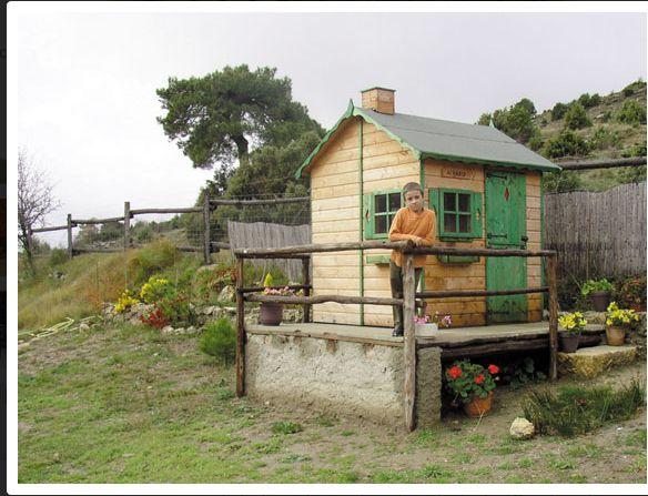 Casita infantil modelo cabala en el campo casitas de - Venta de casitas infantiles ...