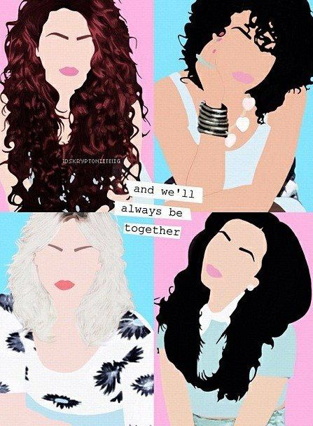 always be together - little mix