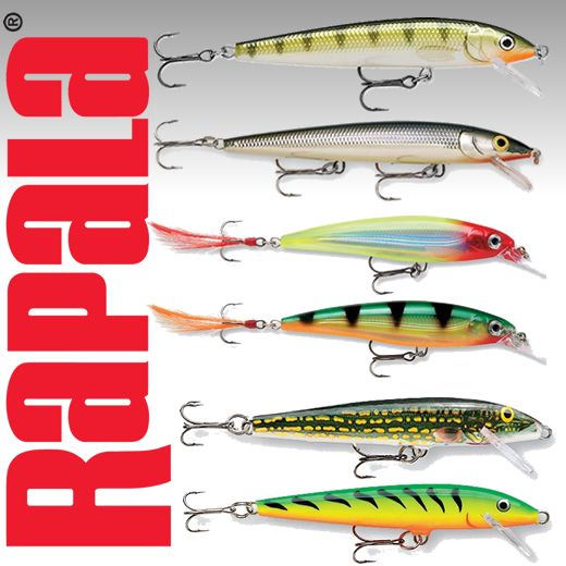 Spring pike lure selection for Walleye fishing tackle
