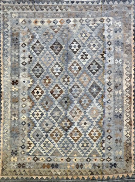 NATURAL KILIMS Handwoven in natural undyed wools by the Uzbek tribes of Northern Afghanistan, these beautiful kilims will bring a great addition of pattern to your interior space.