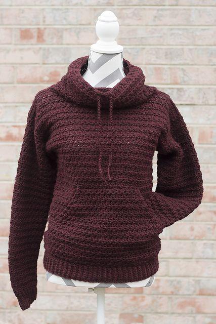 O padrão de Pullover Rowan por Kayla Norris