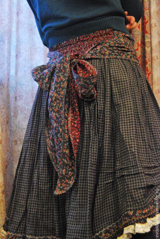 mori girl skirt