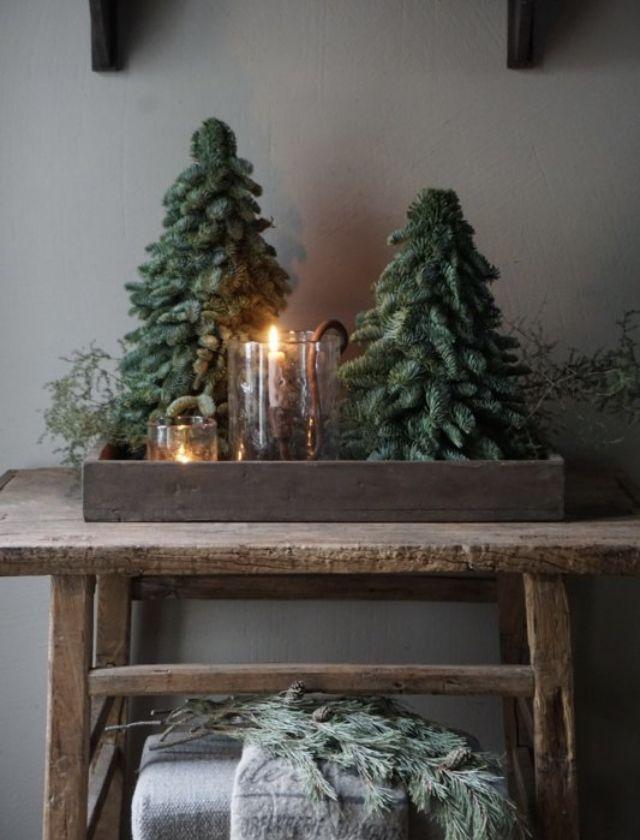 Pin Van Nicola Lavery Op Christmastime Kerst Kerstdecoratie Natuurlijke Kerst