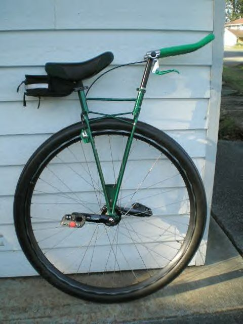 Unicycle Frame mods - Unicyclist Community