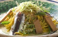 Ciccio Sultano per Pasta Rummo |Spaghetti in salsa moresca taratatà - Luciano Pignataro Wineblog