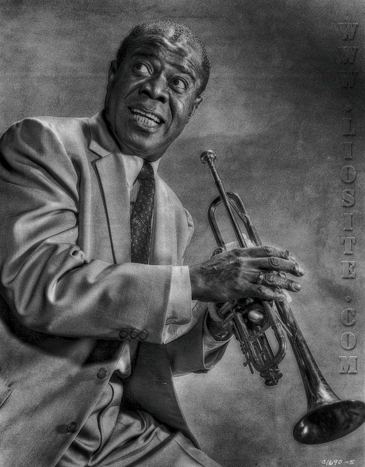 Louis Armstrong - What a wonderful world Io vedo alberi verdi e anche rose rosse. Li vedo sbocciare per me e per te e penso tra me, che mondo meraviglioso! Non riconoscete queste parole? Provate così: I see trees of green, red roses too. I see them bloom for me and you and I think to myself, what a wonderful world! E soprattutto ora ascoltatela e guardate il grande Satchmo.  #LouisAmstrong, #Satchmo, #Whatawonderfulworld, #jazz, #musica, #canzone,