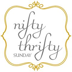 Welcome to this week's {nifty thrifty sunday} & happy Mother's Day!! Do you have anything fun planned for this special day? Did you get any gifts? . Hosted by: Vanessa @nifty thrif…