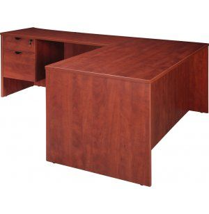 Contemporary L Shaped Office Desk 66x72