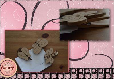 simo oggi crea: mollette decorate
