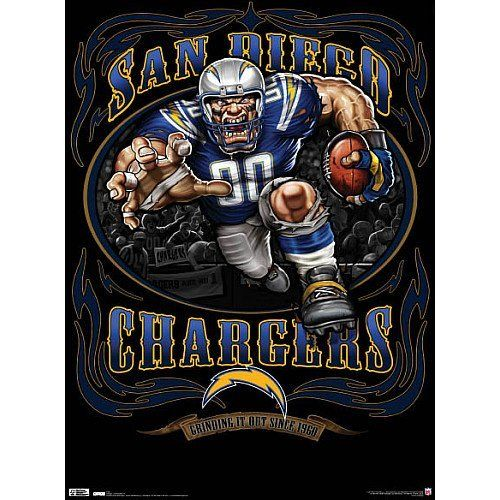 San Diego Chargers Gifts: 80 Best Images About Nfl On Pinterest