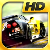Real Racing 2 HD. The best Racing game on the iPad till date! $2.99