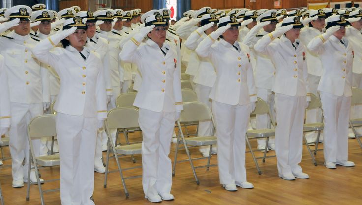 Meet the members of the Officer Development School class 12080. Did you go to ODS? #Navy #USNavy #AmericasNavy navy.com