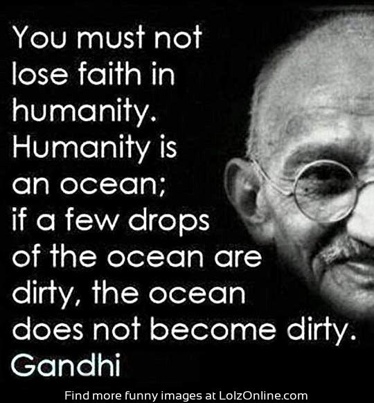 Gandhi Wisdom Quotes. QuotesGram