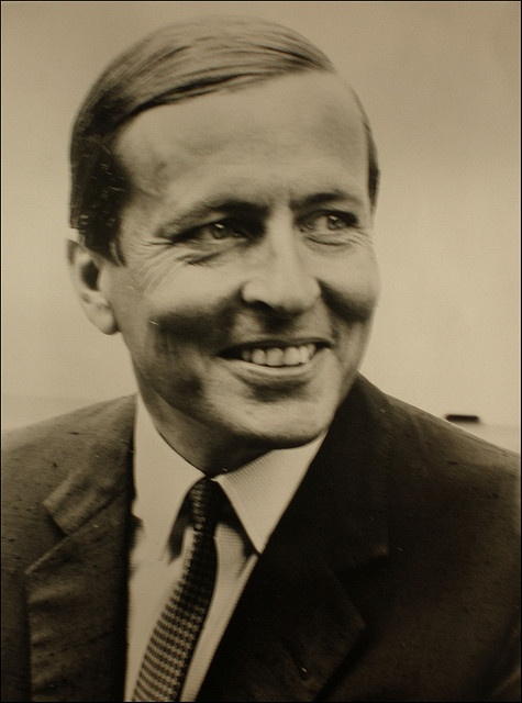 Claus George Willem Otto Frederik Geert van Amsberg (6 September 1926 – 6 October 2002), later Prince Claus of the Netherlands; née Klaus-Georg Wilhelm Otto Friedrich Gerd von Amsberg was the prince consort of the current Queen regnant of the Netherlands, Queen Beatrix from 1980 until his death in 2002.
