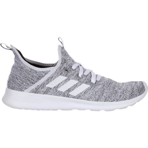 216f0a0ec26 Adidas Women s Cloudfoam Pure Shoes (White Black