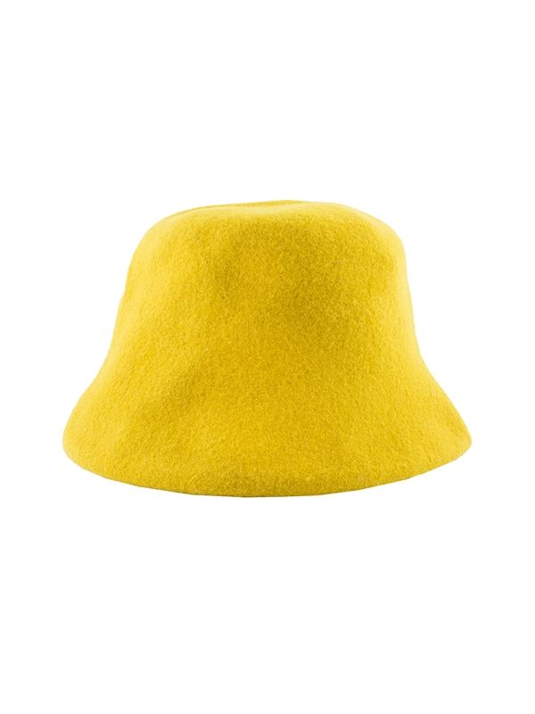 Wolfram Kopka - Knitted Woolen Clochard Gold