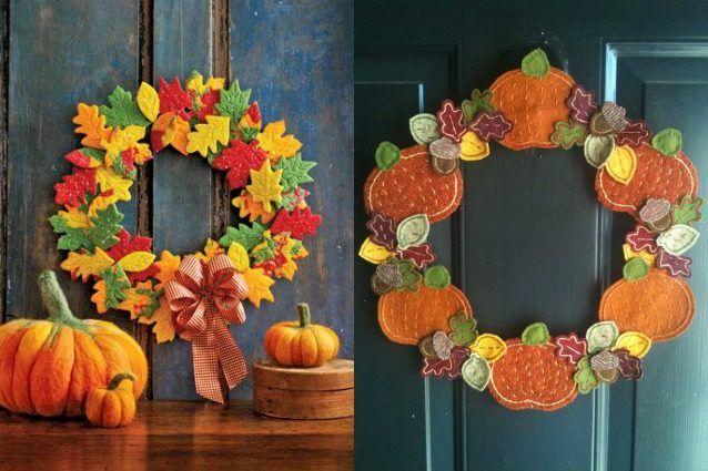 Ghirlande di Halloween: 7 idee originali da realizzare con il fai da te