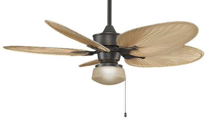 1-Light Schoolhouse Ceiling Fan Light Kit