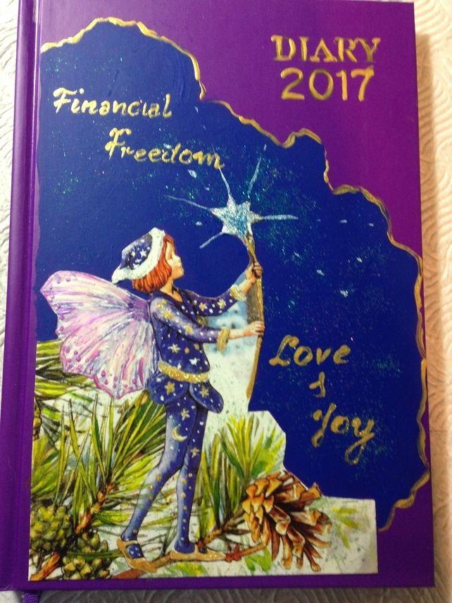 Personalised Diary £20.00