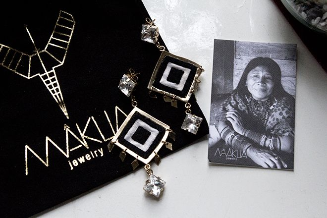 Makua, fashionable Colombian Jewelry