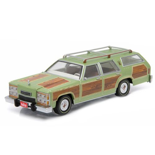 Vacation 1979 Family Truckster 1:43 Scale Die-Cast Vehicle - Greenlight Collectibles - National Lampoon - Vehicles: Die-Cast at Entertainment Earth
