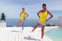 Anti-Cellulite-Workout im stehen Video Aufmacher