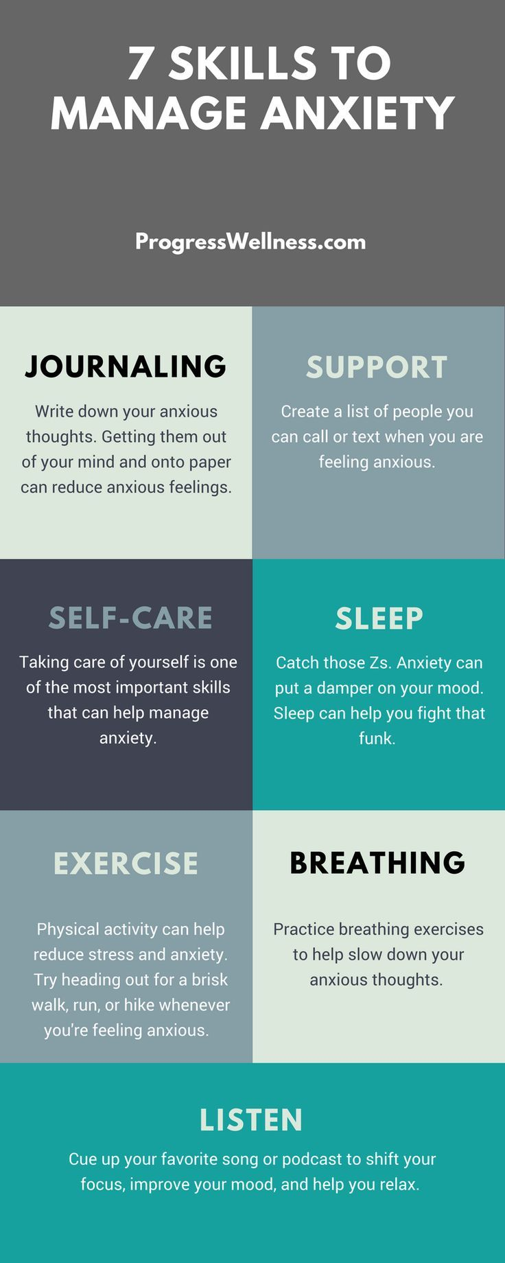 how to fall asleep after anxiety attack