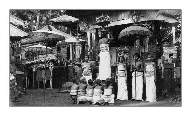 Old Bali Photos