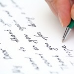 Are handwritten notes part of your regular business correspondence?