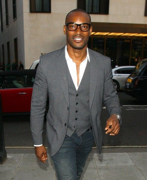 Tyson Beckford (of Chinese, Jamaican, and African American decent)