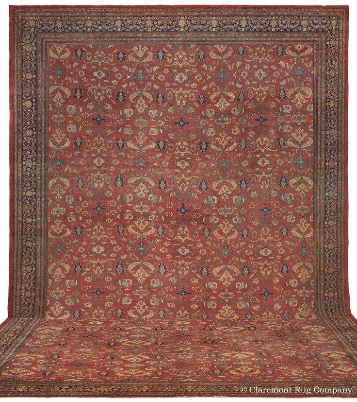 62 Best Antique Persian Ferahan & Ferahan Sarouk Rugs