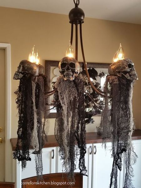 54 Cool Halloween Party Decoration Ideas On A Budget