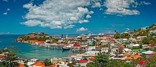 St. George Grenada Caribbean