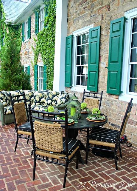 21 Rosemary Lane: The Historic Clement Doyle House ~ Bucks Countys Designer House Garden Tour, Pennsylvania