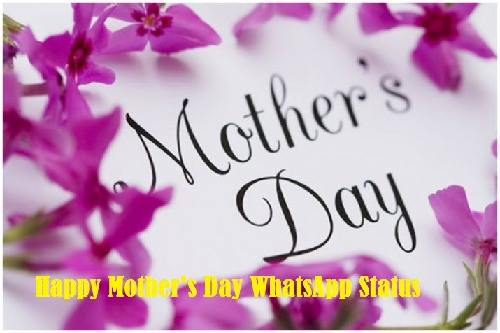 Happy Mothers Day Status Happy Mothers Day Wishes Mothers Day Status Happy Mothers Day