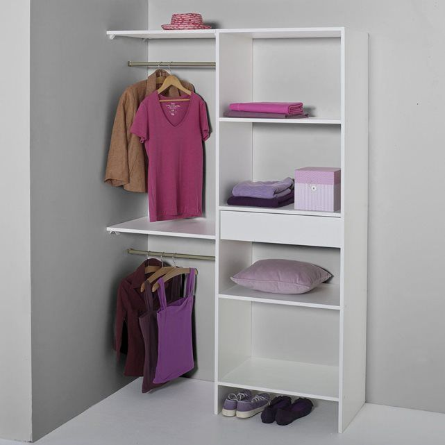 Profondeur dressing standard dimension dressing with - Dressing modulable ikea ...