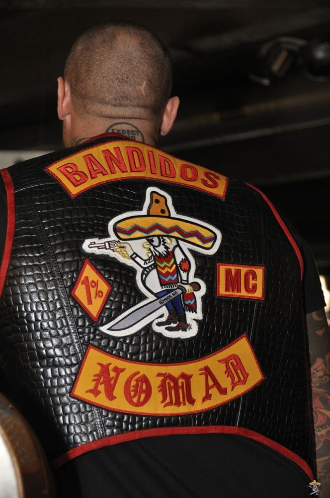 85 Best Bandidos Images On Pinterest Bandidos Motorcycle